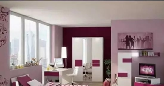 女生卧室装修效果图—公主范儿设计人见人爱