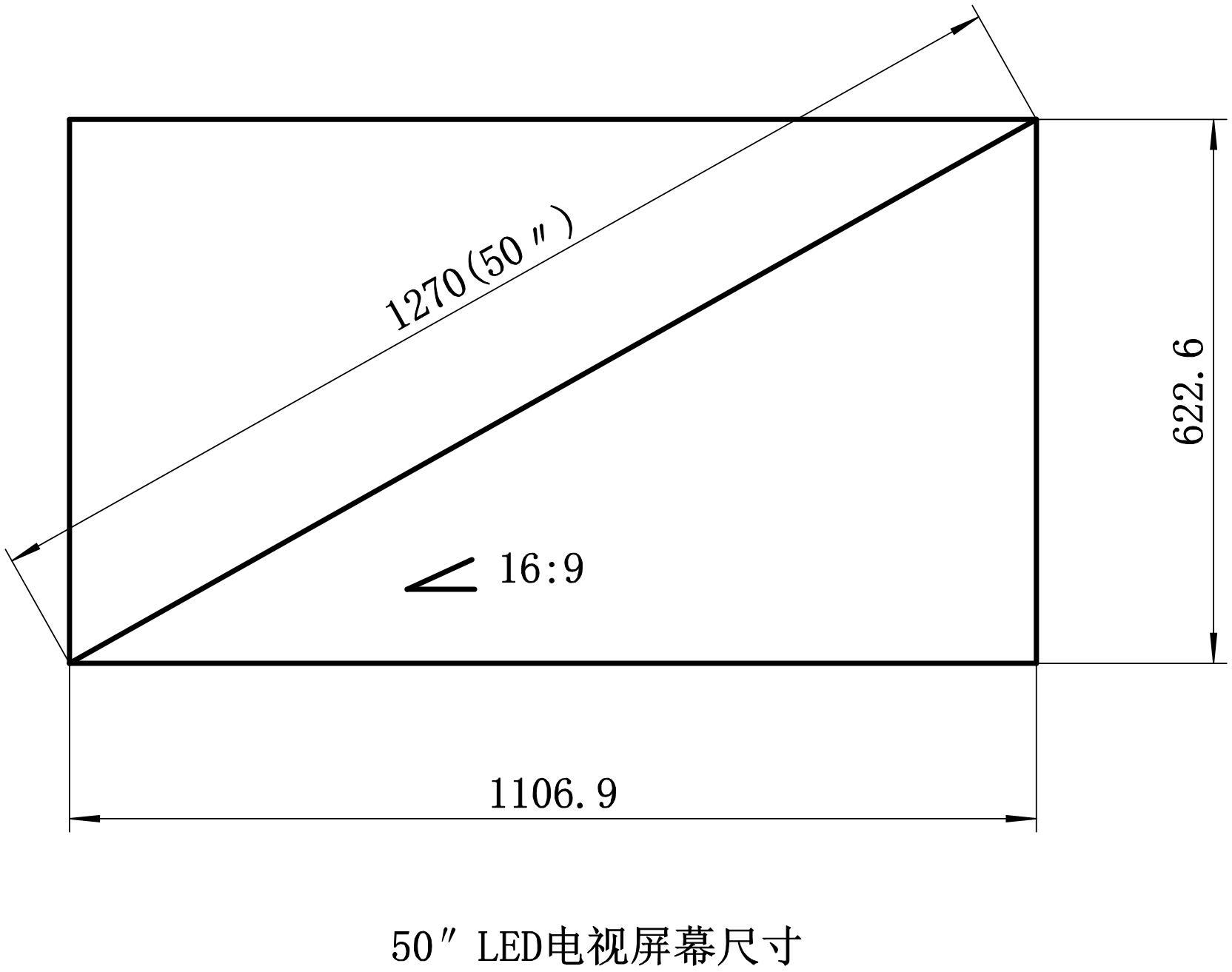 电视液晶屏尺寸如何选择 液晶屏尺寸实例