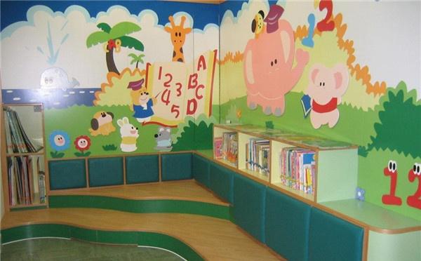 幼儿园室内墙面装饰设计 幼儿园墙面装饰注意事项