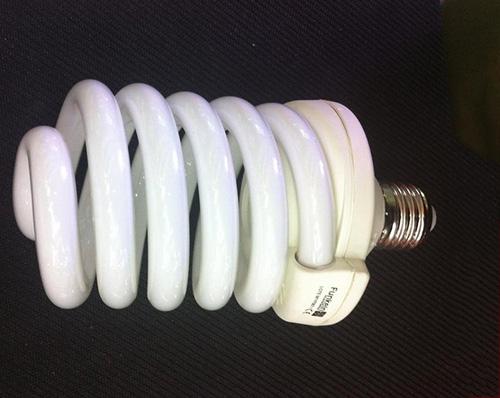 螺旋节能灯的组成结构与用途