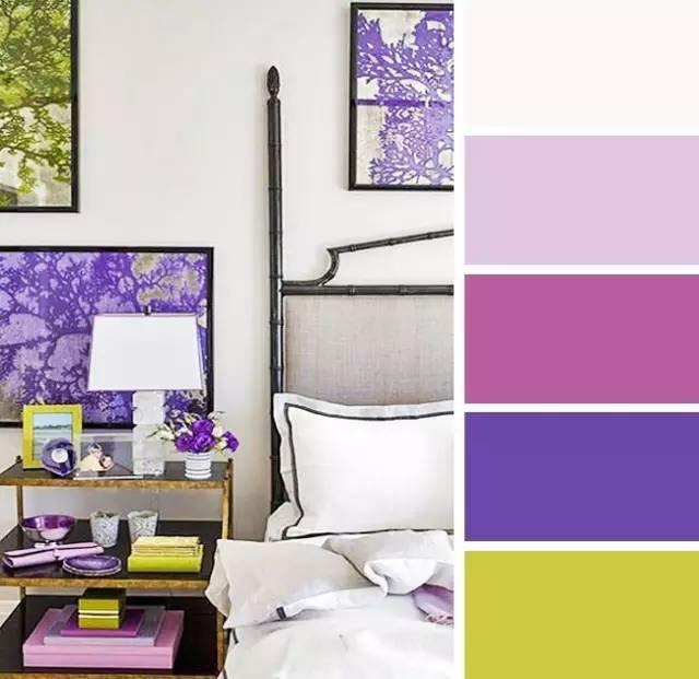 20款臥室配色案例