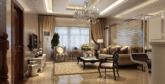 欧美风格室内装�_家居设计之欧美风格装修