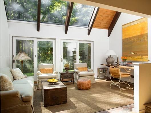 别墅阳光房的创意设计