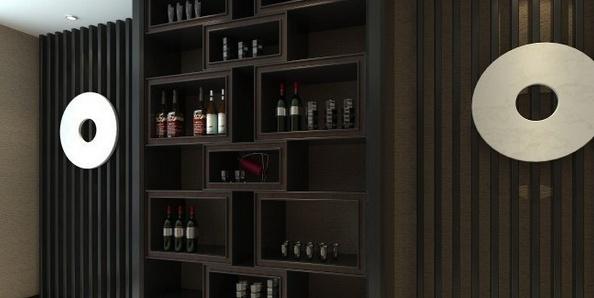 中式酒柜价格怎么样图片