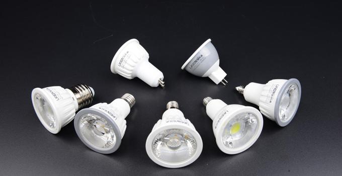Led射灯是什么?Led射灯的特点和分类