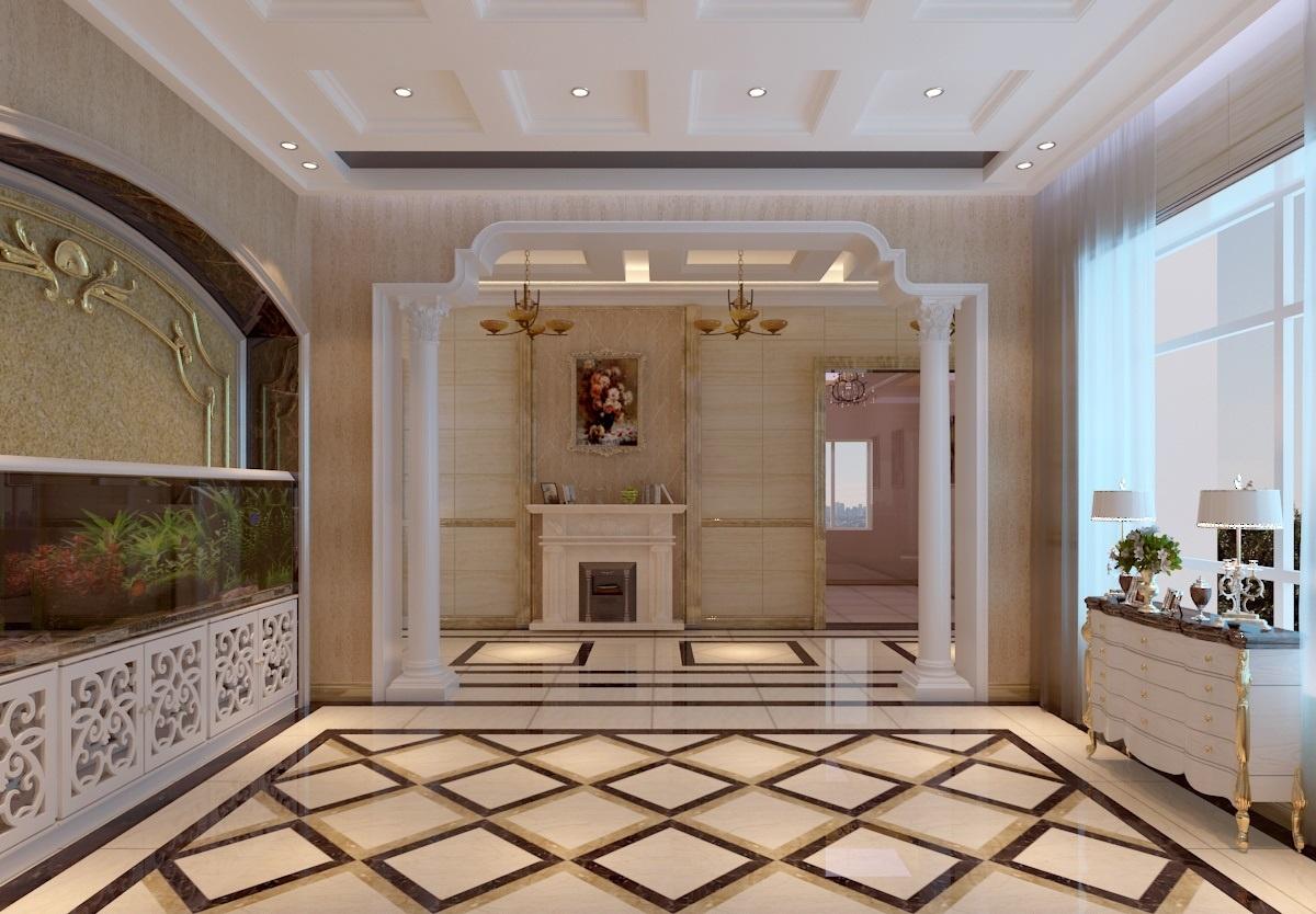 玄关装修效果图 房子玄关怎么装修?