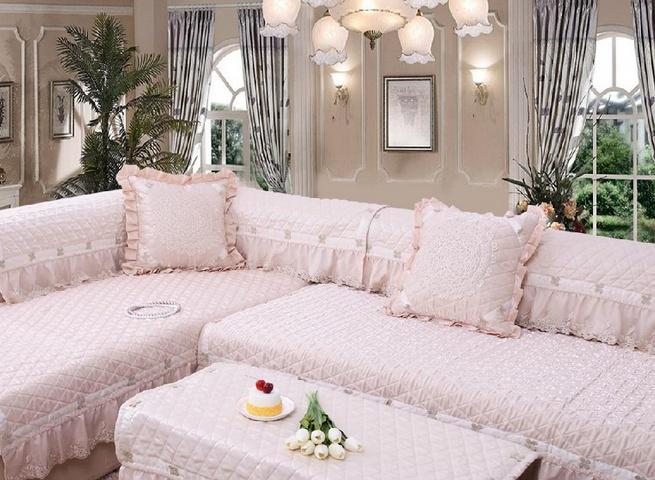 布艺沙发套的制作方法