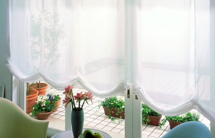 飘窗窗帘安装方法 飘窗窗帘怎么做好看