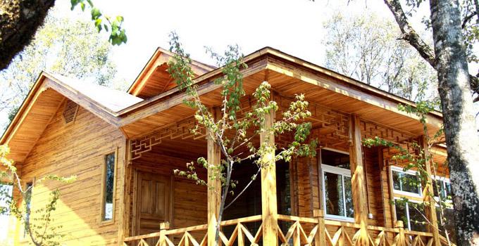 绿色又环保的木别墅设计 你值得拥有
