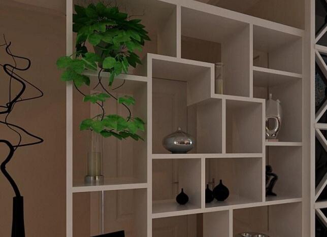 厨房餐厅隔断柜如何选择
