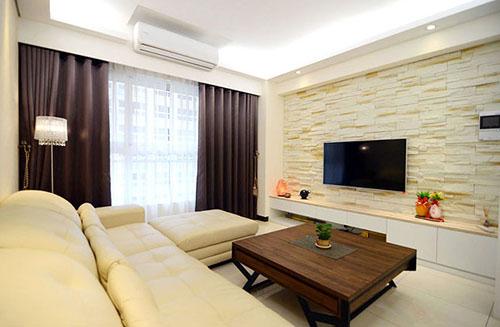 电视背景墙常见的几种材质介绍