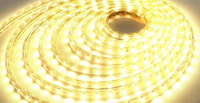 这些led灯带知识你知道吗?