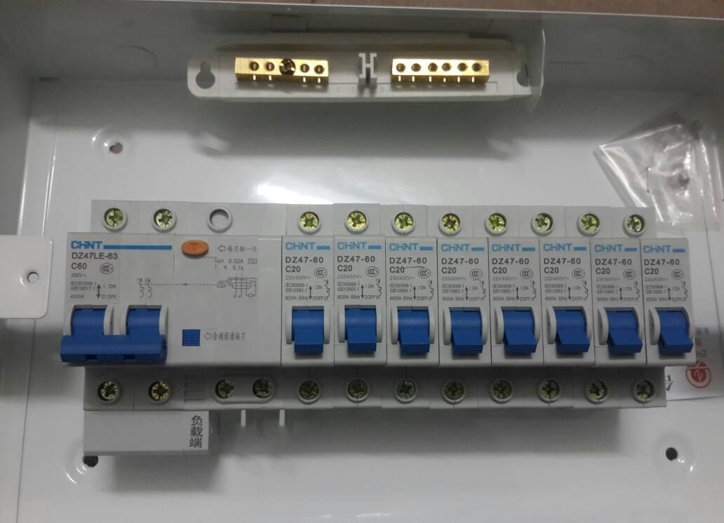 家用配电箱尺寸 家用配电箱接线方法