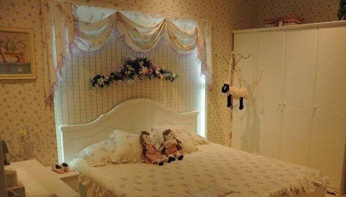 设计儿童公主房间 让你的女儿成为小公主