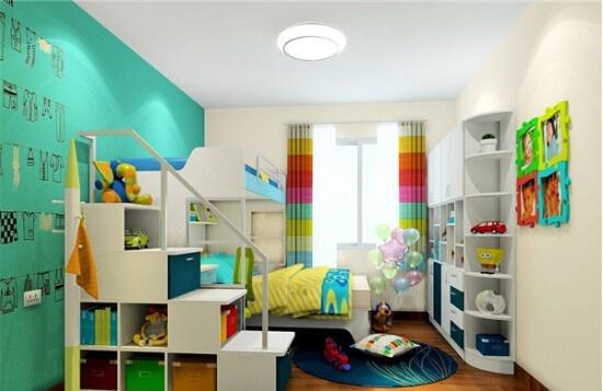 榻榻米儿童卧室怎么设计
