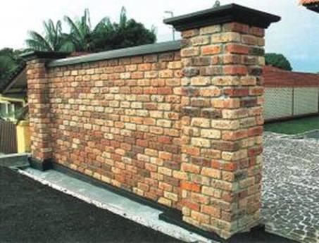 用砖砌工匠两字的步骤图