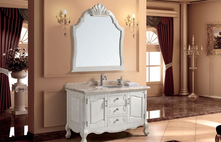欧式浴室柜品牌介绍
