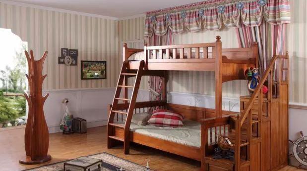 儿童房实木上下床如何选购_装修导购_搜狐焦点家居论坛