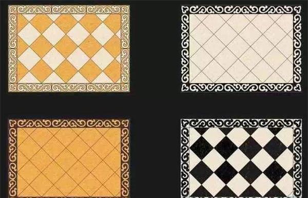 厨房菱形瓷砖 优点大介绍