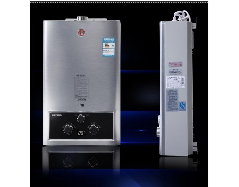 神州燃气热水器故障及相应的解决办法介绍