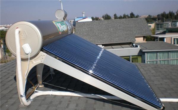 太阳能热水器安装步骤 家用太阳能热水器安装方法