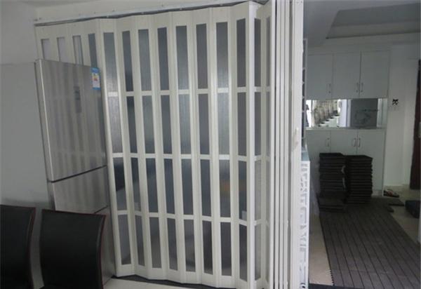 室内隔断折叠门价格以及质量如何