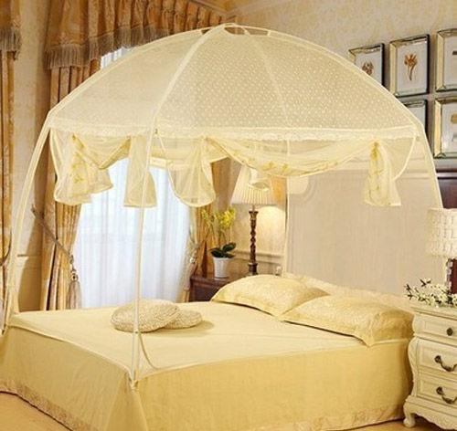 蒙古包蚊帐安装方法有哪些以及如何折叠