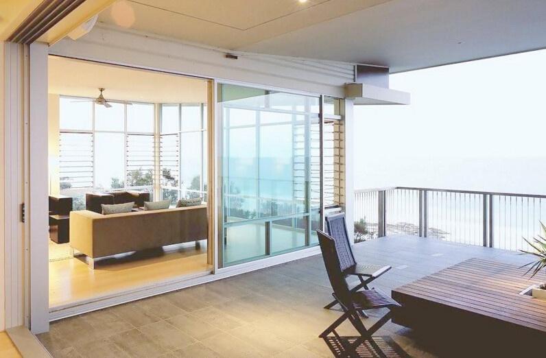 客厅阳台装修设计
