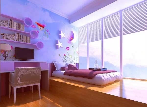 15款漂亮的儿童房榻榻米床_装修软装_搜狐焦点家居论坛