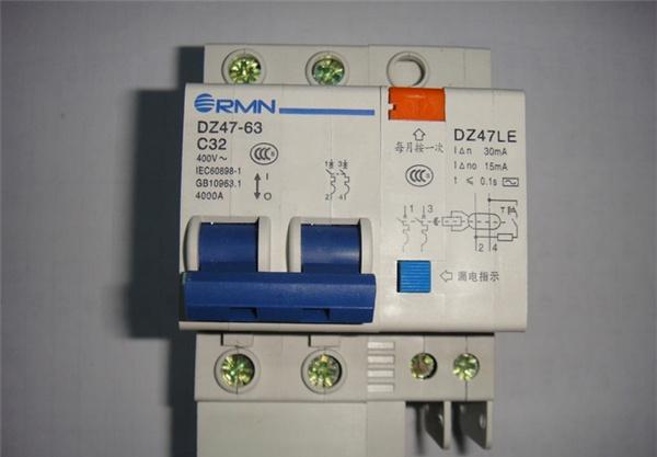 漏电开关原理是什么