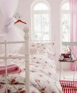 夢幻女生臥室裝修效果圖 追憶我們的少女時代