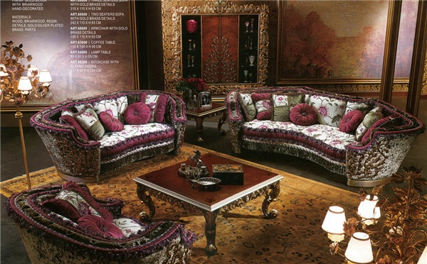 最新欧式家具十大品牌排名 哪个品牌家具好