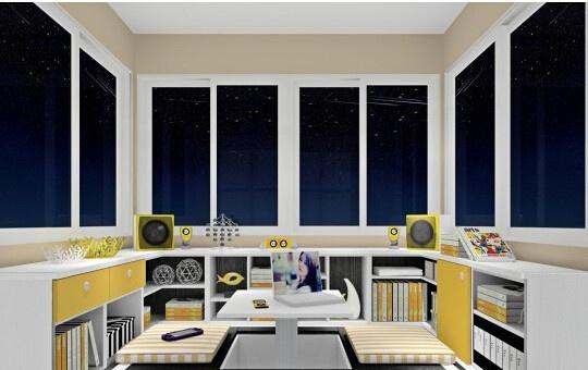 卧室里有阳台怎么装修_装修设计_搜狐焦点家居论坛