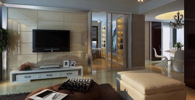 大面积客厅如何装修?30平米客厅的装修步骤