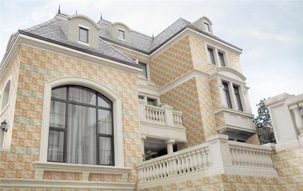 房子外墙瓷砖搭配 2016最赞_装修资讯_搜狐焦点家居