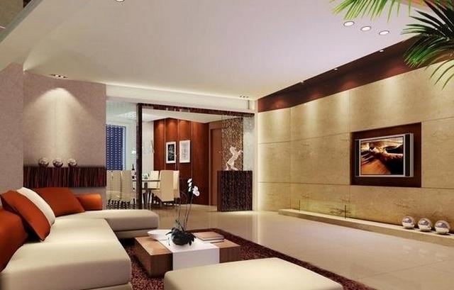 客厅装修与风水的禁忌