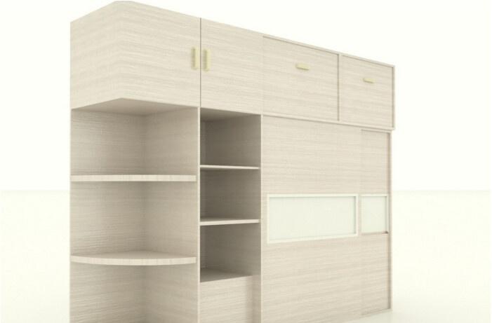 储物柜的尺寸总结
