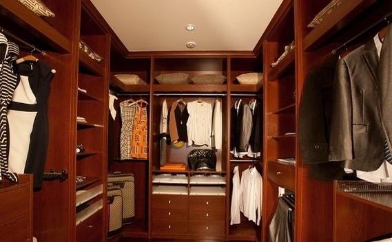 走入式衣柜怎样 走入式衣柜装修效果图
