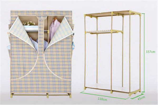 冠达星布衣柜怎么样 冠达星布衣柜安装方法