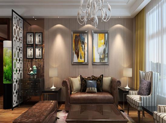 客厅漂不漂亮,背景墙设计很重要_装修软装_搜狐焦点