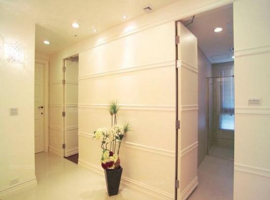 卫生间暗门装修效果图