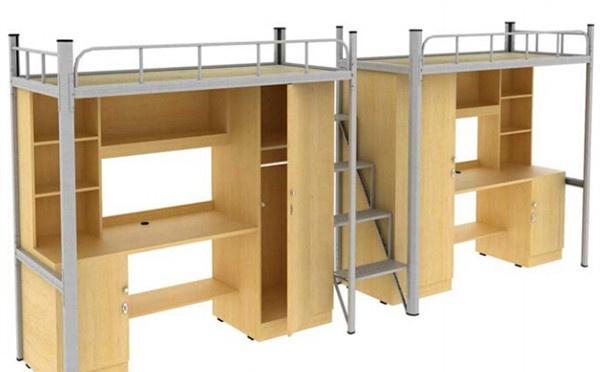 一般学生宿舍床尺寸是多少 大学生宿舍床尺寸标准图片