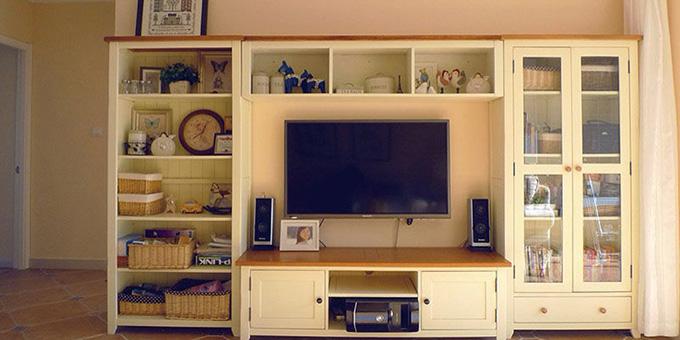 电视柜的选购技巧、风格搭配以及保养方法