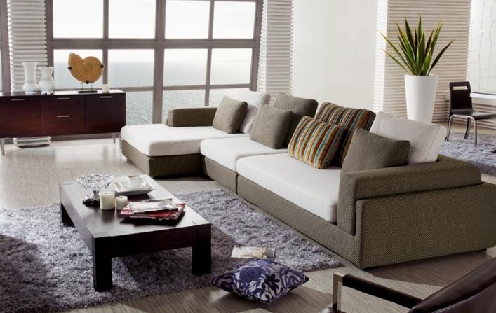 客厅沙发摆放风水大盘点