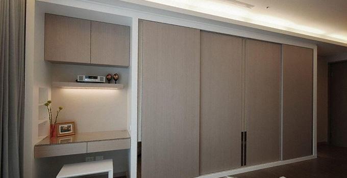 关于卧室壁柜装修设计几点成熟的小建议