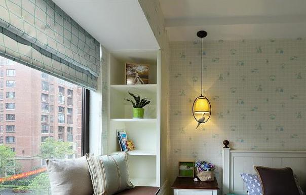 装修攻略 软装 文章    客厅窗帘搭配风格三:可爱风格   搭配单品