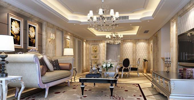 室内天花板的设计样式大全 总有一款适合你