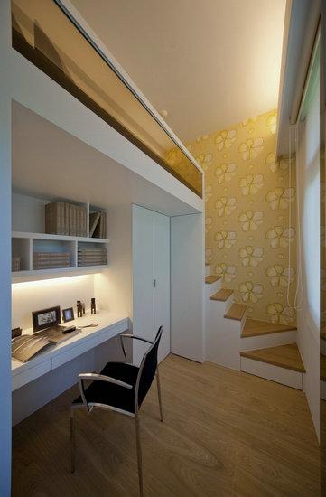 小空间扩容术 营造现代时尚小户型