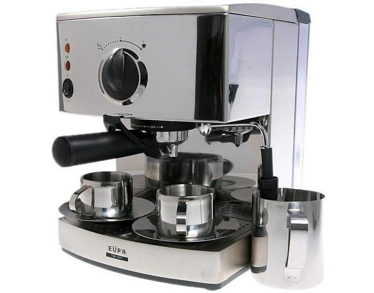 咖啡机使用方法大全