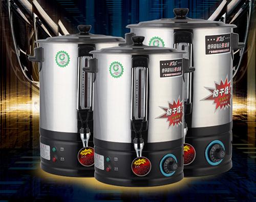 什么是电热开水桶?